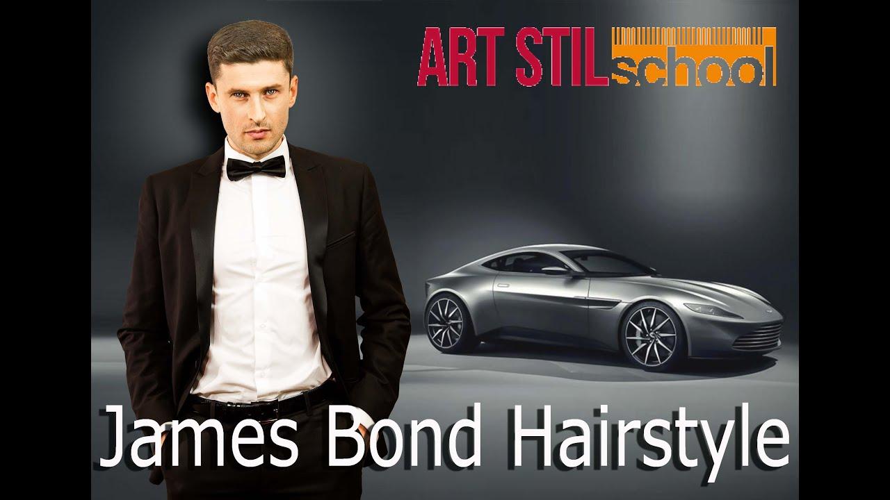 James Bond Hairstyle Youtube