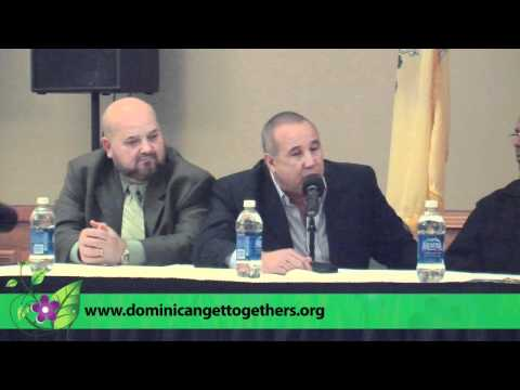 GFDD Dominican Get-togethers - The Republic of Baseball, Panel Presentation (Camden, NJ)