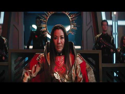 "Download Star Trek Discovery Season 3 Episode 9 Georgiou Kills Stamets ""Terra Firma pt 1"" (HD)"