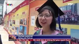 Du học sinh tại Trung Quốc tăng mạnh - VTV.VN