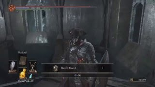 Havels Ring +2 Location - Dark Souls 3 (NG++)