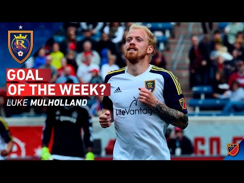 Goal of the Week nomination - Luke Mulholland