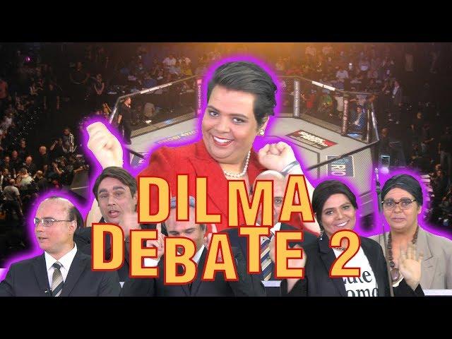 Segundo Debate no Octógono da Dilma