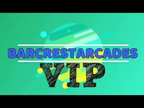 Introducing BarcrestArcades VIP!