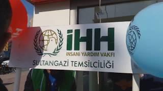 İHH Sultangazi - İnsani Yardım Vakfı Sultangazi Temsilciliği Stand Çalışması