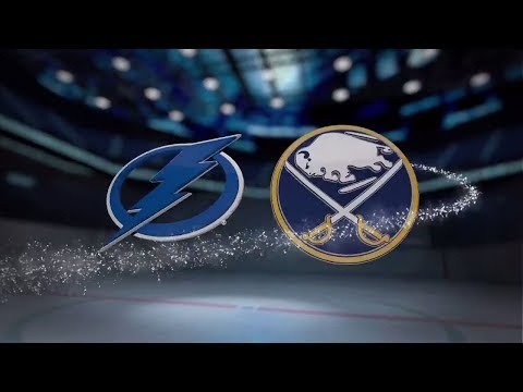 Tampa Bay Lightning vs Buffalo Sabres - November 28, 2017 | Game Highlights | NHL 2017/18. Обзор