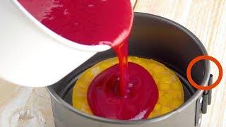 Смешиваем 500 г малины с 3 ингредиентами. О таком десерте вы всегда мечтали!