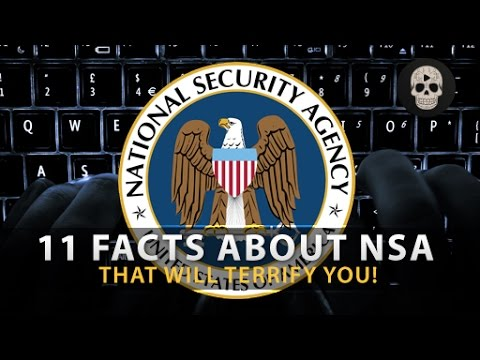 11 Terrifying Facts About The NSA