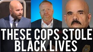 Florida Police Department Conspires to Frame Black Men for Countless Crimes!