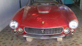 the one n only FERRARI F250 LUSSO in the whole of south asia..