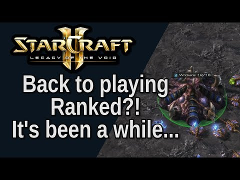 Let's Give This Another Shot - Starcraft II Ranked Play