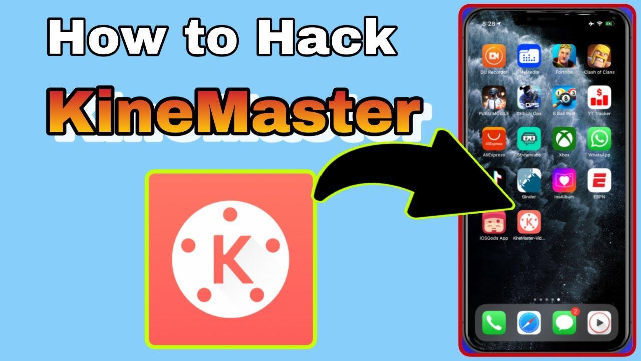 How To Hack Kinemaster Video Editor No Cashmoney - Youtube-4716