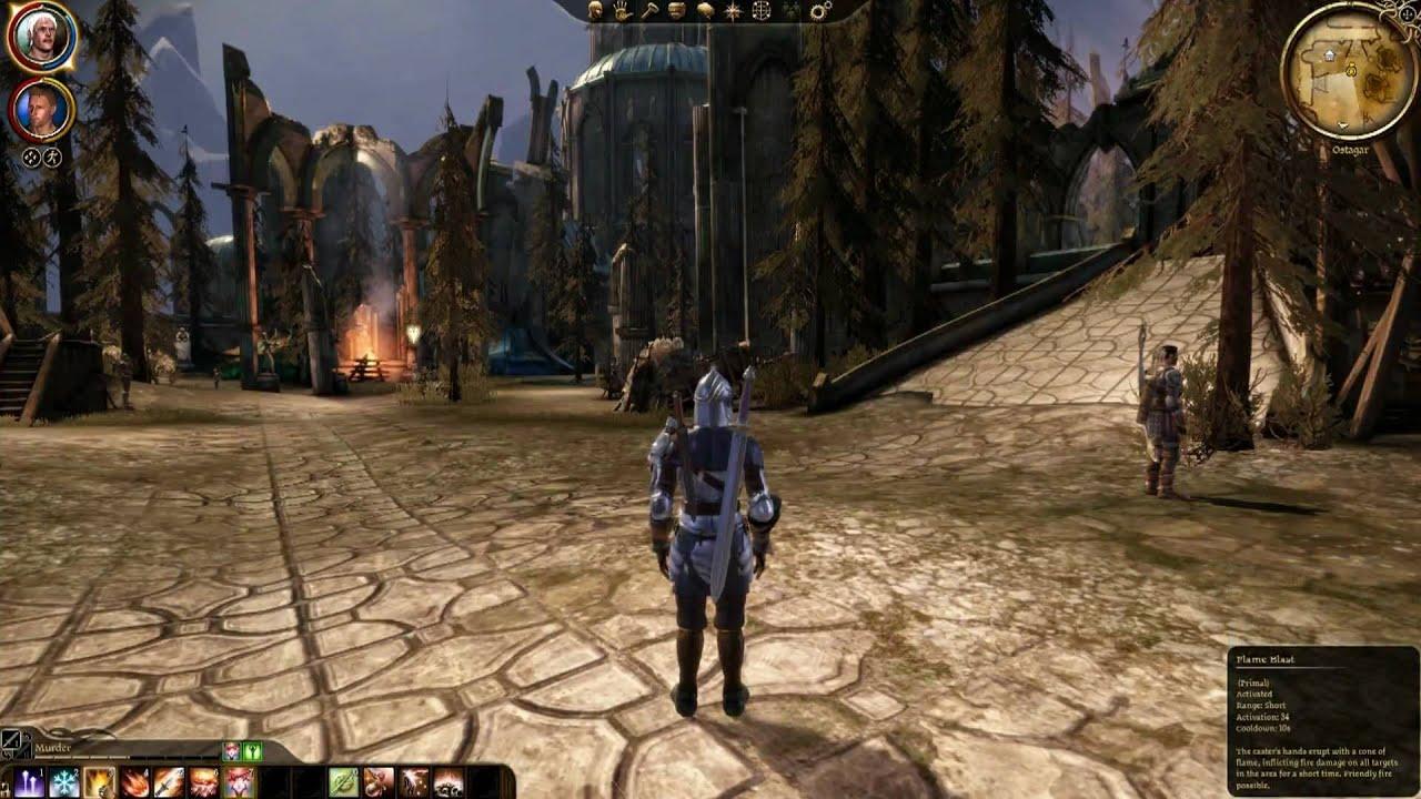 Dragon Age Origins Review