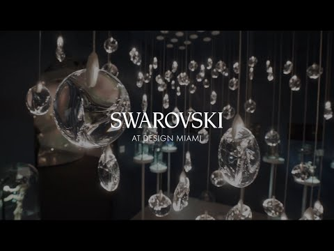Swarovksi at Design Miami 2019