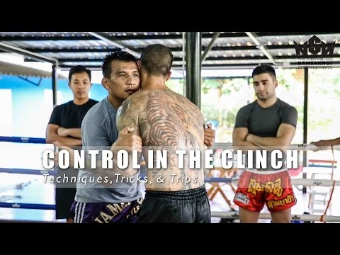 Control in the Clinch | Namsaknoi Muay Thai