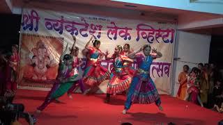 Aigiri Nandini performance by Vidhi & her team members !!!