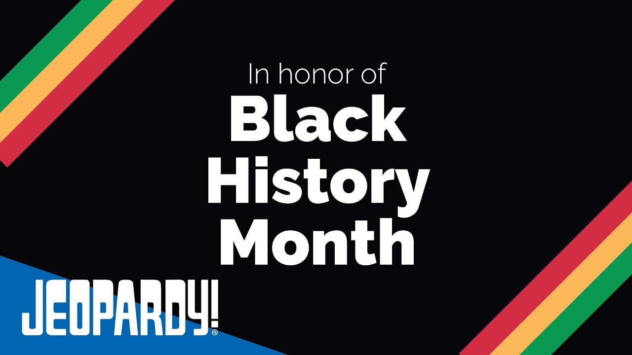 Image result for black history jeopardy