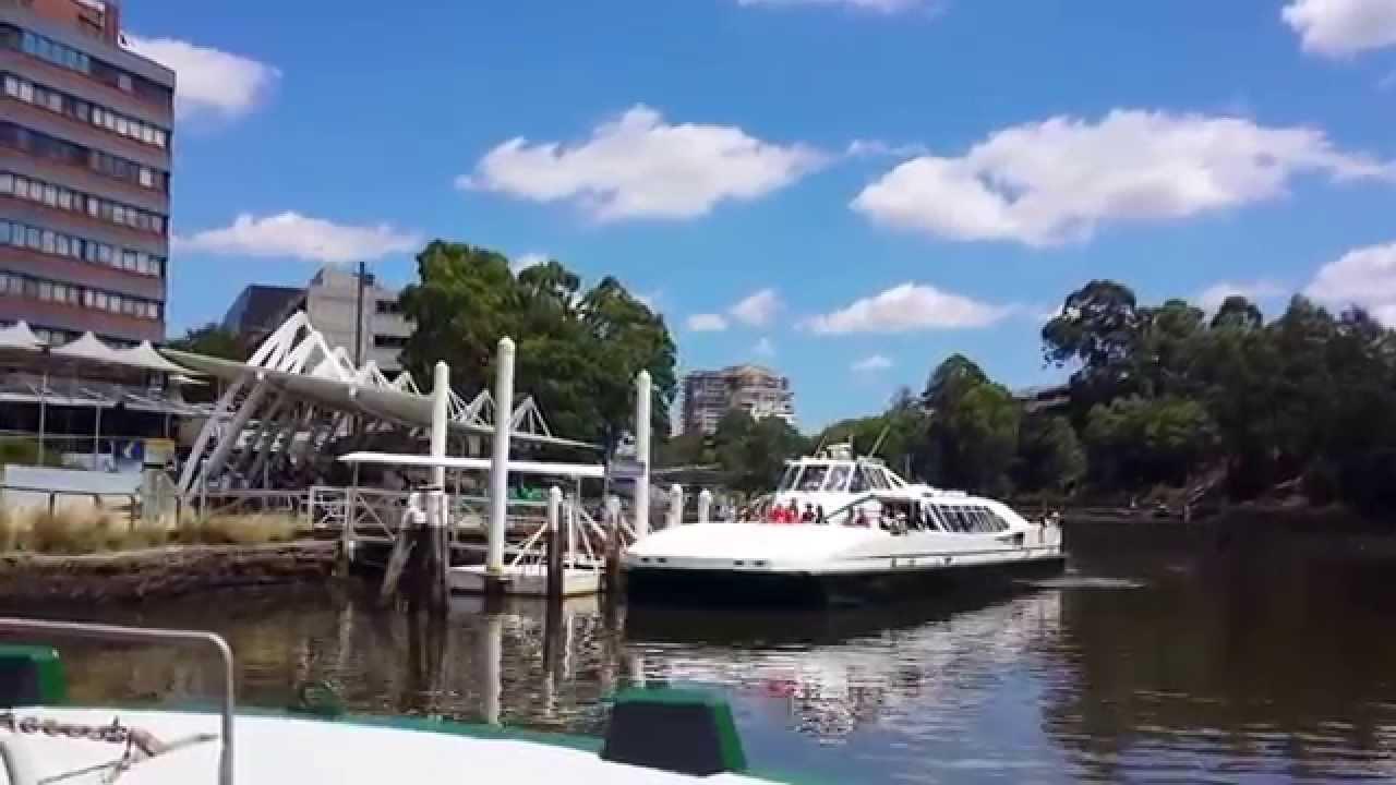 sydney parramatta ferry - photo#6