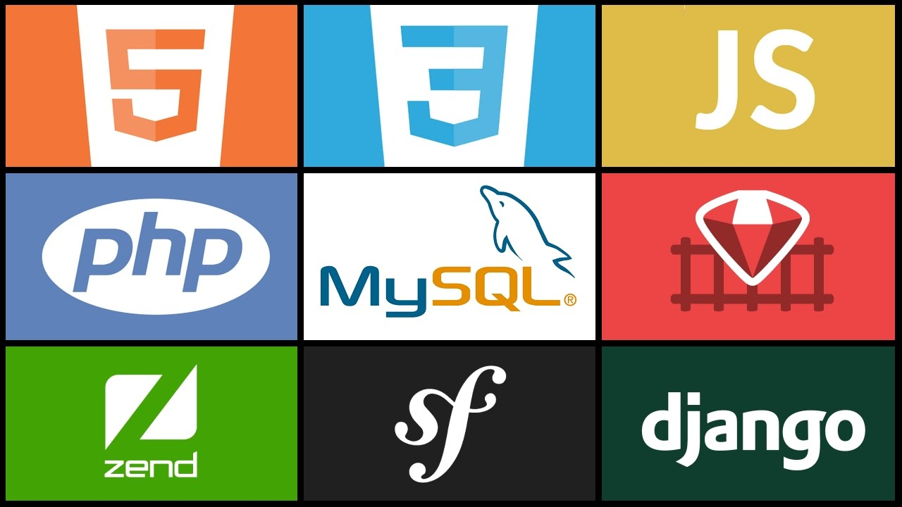 Poznaj technologie webowe: HTML, CSS, PHP, JS, MySQL, CMSy, frameworki