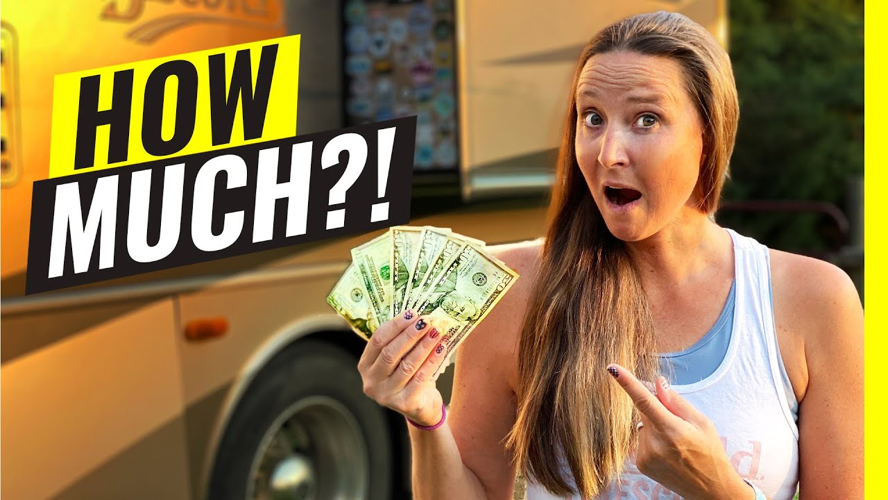 Cost of Full Time RV Living! 5 Tips To Save on Campgrounds, Fuel & More