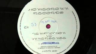 "Temptation v Innersense- ""Its Not Over"" (1995)"