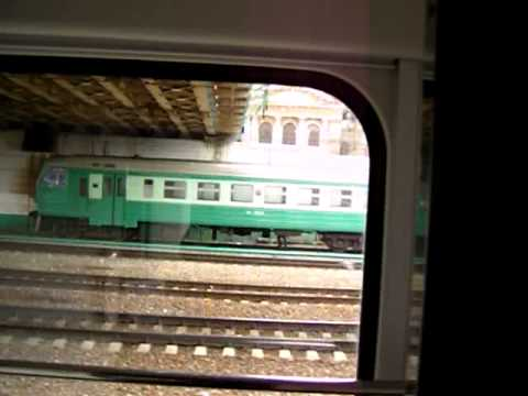 First 5 minutes on the Trans-Siberian Railway