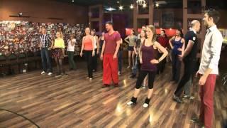 Урок движения. Salsa.Тренер - Алексей Степанов.