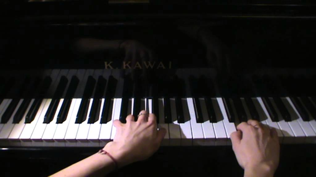 how to play the piano with both hands wikihow