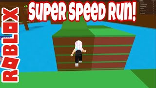 Roblox Super Speed Run! ¡Nuestra Webcam está rota!