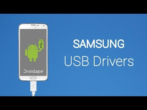 драйвер для samsung usb mobile