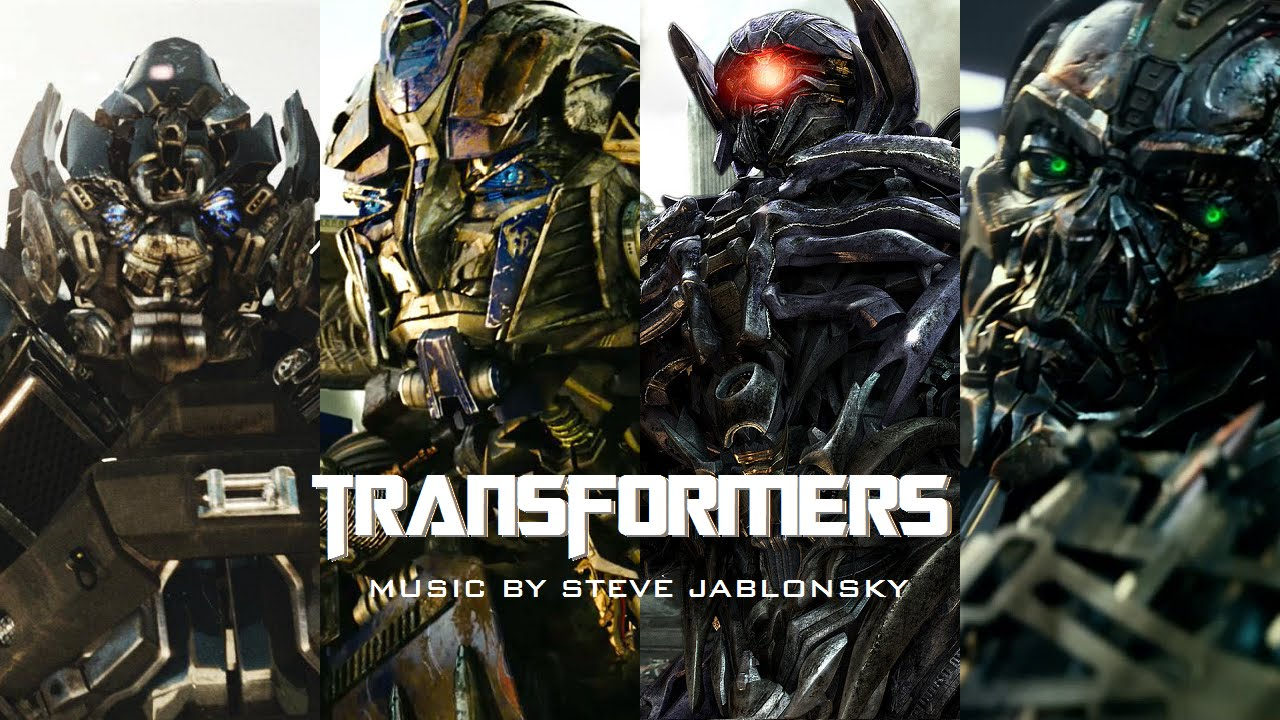 Steve Jablonsky - Transformers 2007-2014 (Epic Music Collection) [Interactive]* #1