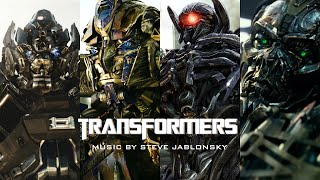 steve jablonsky transformers 2007 2014 epic music collection interactive