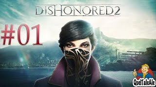 Dishonored 2 - Gameplay ITA - Walkthrough #01 - [CAP1] Il trono usurpato