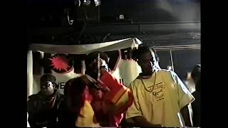 WEBISODE 10..TONY TOUCH FT WU TANG CLAN at the FEVER 1993 (pt 2)
