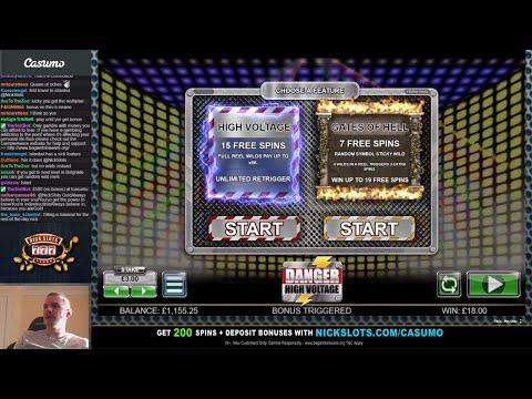 Casino Slots Live - 08/12/17