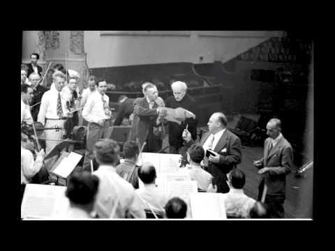 Prokofiev Classical Symphony - Toscanini - NBC - Live 1951