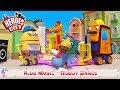 Kids Songs | Robot Dance - Heroes of the City | ♫ | Car Cartoons | Car Cartoons