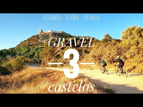 Conquista dos 3 Castelos | Gravel E-Bikes