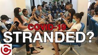 Stranded in Bali - MY STORY with Covid-19 (CORONAVIRUS) - Part 1