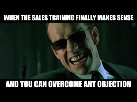 THE FUNNIEST SALES MEME VIDEO EVER!! GIF/MEME COMPILATION SALES SELLING FUNNY