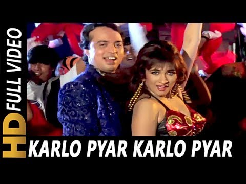 Karlo Pyar Karlo Pyar | Altaf Raja, Jasbinder Kaur | Chandaal 1998 HD Songs | Kunika
