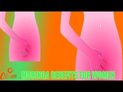 4 Amazing Moringa Benefits For Women
