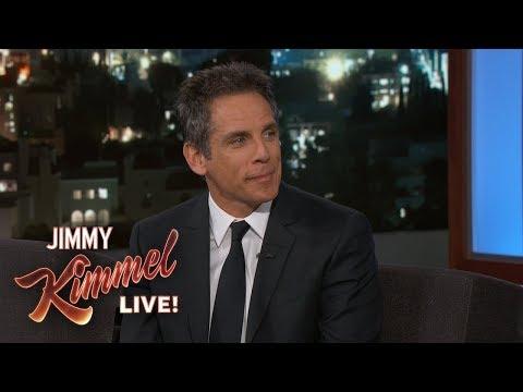Ben Stiller On Shooting In A Prison
