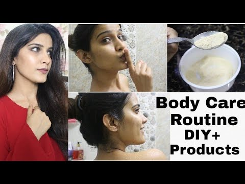 Summer Essential - Body Care Routine | Tips, DIYS & Products | Super Style Tips