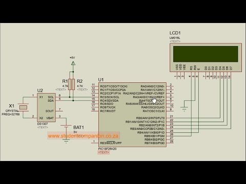MPLAB XC8 for Beginners Tutorial -37- I2C Communication, part 2