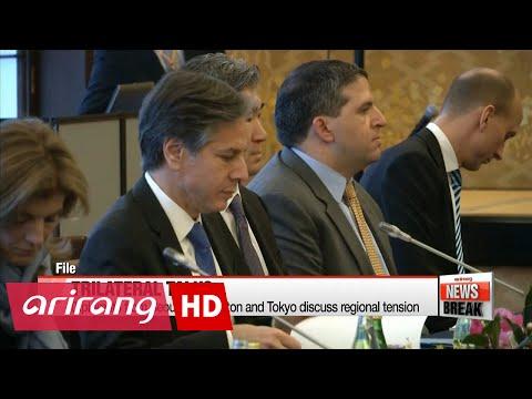 Diplomats from S. Korea, U.S., Japan hold talks in Hawaii