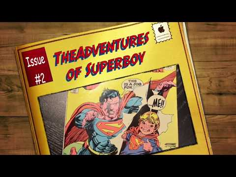 The Adventures of Superboy pt.2
