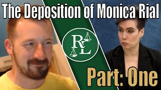 Carey Christie Deposes Monica Rial