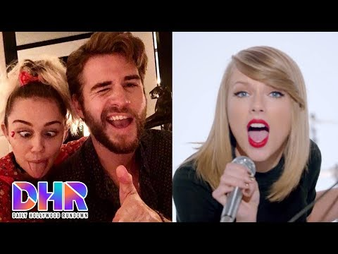 Miley Doesn't See Marrying Liam Hemsworth?-Taylor Swift Being Sued AGAIN (DHR)