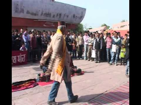 Exclusive Street Theatre by Jana Natya Manch